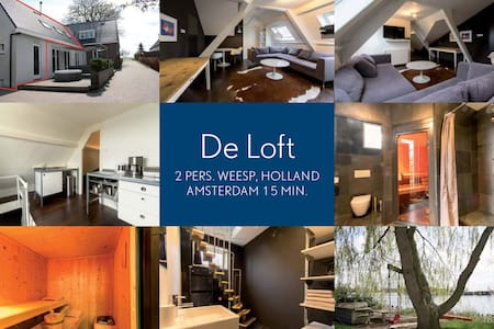 Loft (Complete House, Free Parking, WiFi, Sauna)