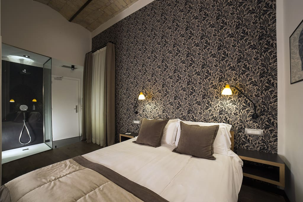 Luxury and design in roma monti chambres d 39 h tes louer for Chambre hote design rome