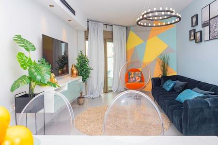 Luxury apartment at Ashqelon Marina