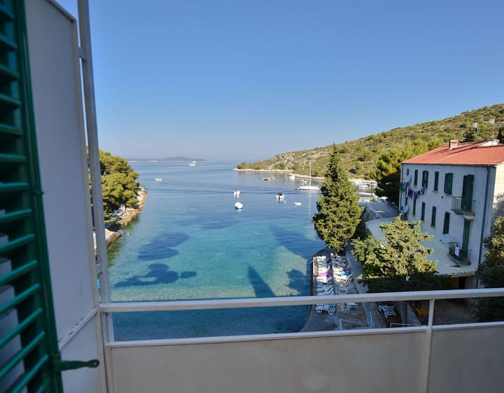 Hvar Hotel Sirena - Room 1