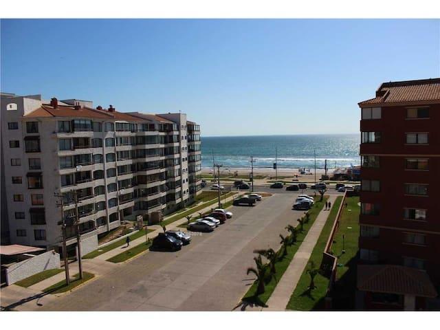 Depto a pasos de la avda del mar - La serena - Apartment