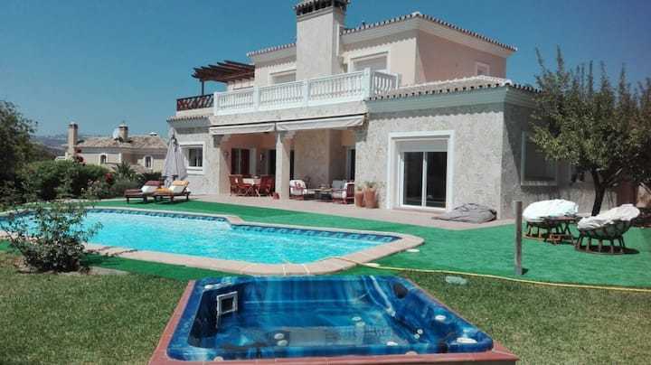 House /Casa/ Maison  Mijas GOLF
