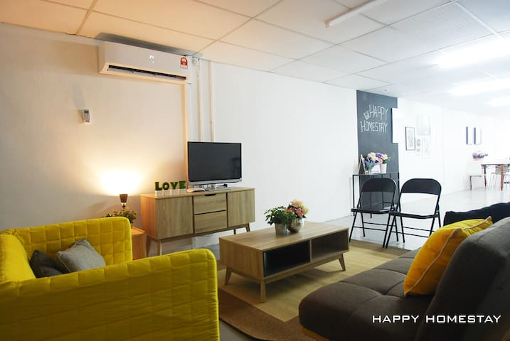 KULAI IOI HAPPY HOMESTAY  Per Unit  Per Room - Kulai - Minsu (Taiwan)