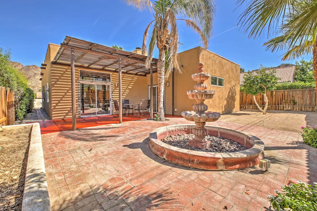 The home features a spacious, fenced-in backyard for your enjoyment.