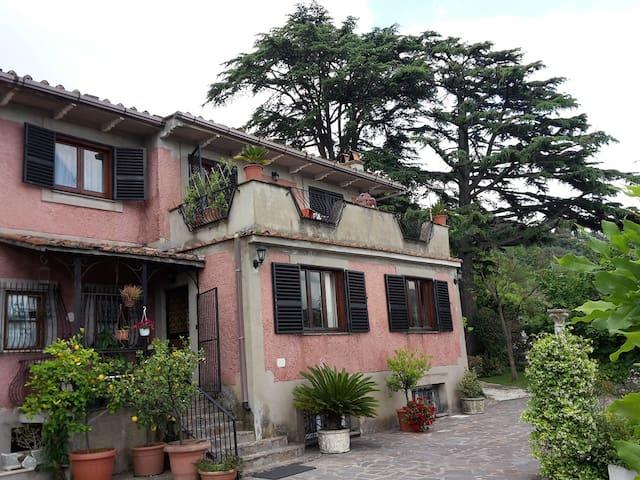 B&B Fiorella sul Lago di Castel Gandolfo (Roma)