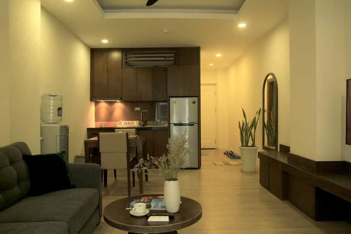 Luxury Apt2/Rose Boutique/Central Hoan Kiem/Vincom