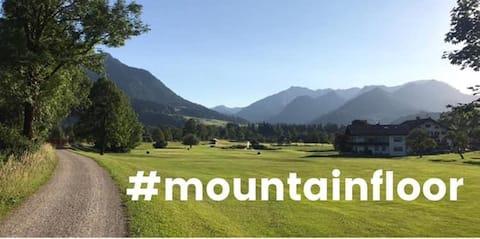 #mountainfloor FEWO Salzburg