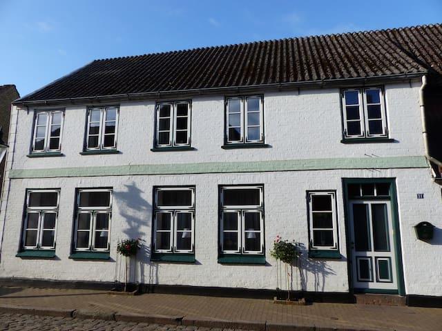 Alter Krämerladen von 1732, Friedrichstadt