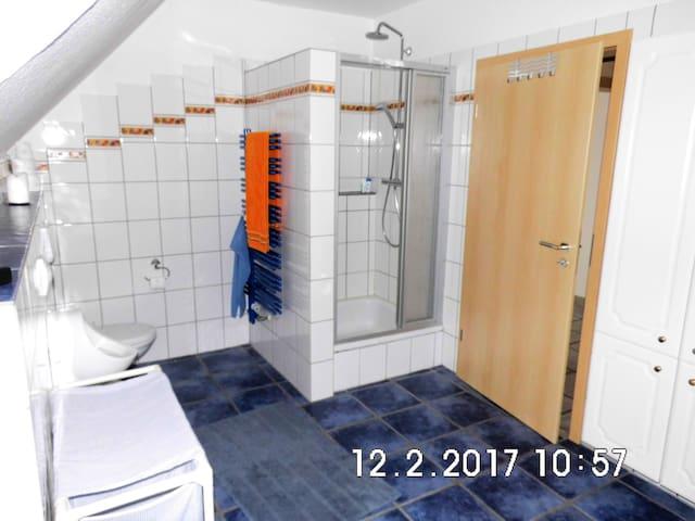 Ferienwohnung im Grünen - Sassenberg - Appartamento