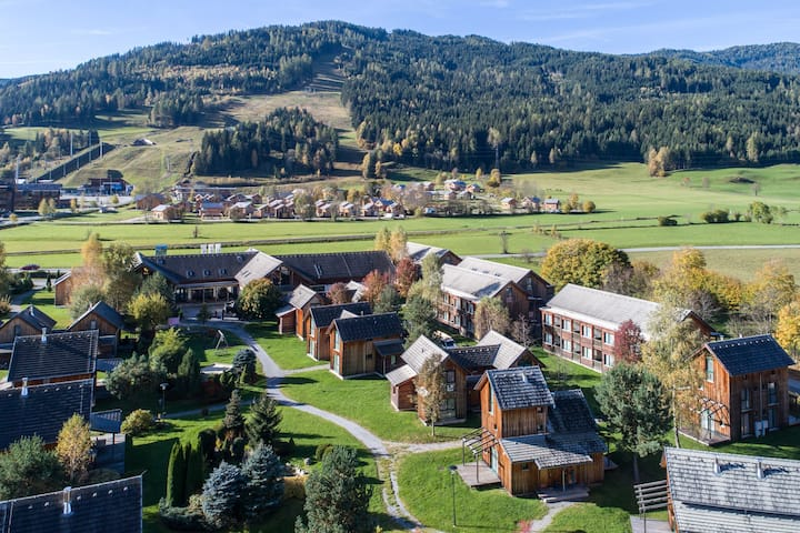 Voguish Apartment in Sankt Georgen ob Murau near Ski Area