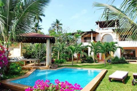 Villa Volandrella-exclusive access to Watamu Beach