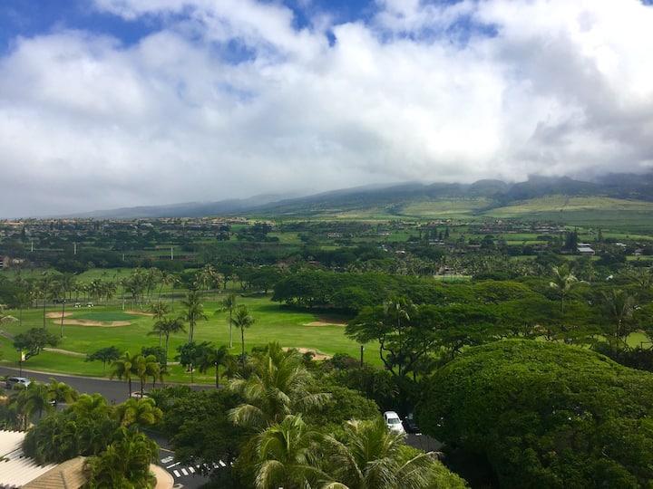 Marriott's Maui Ocean Club 2 BR Islandview Villa