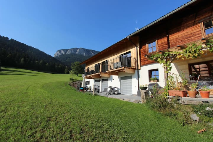 Spacious Apartment near Ski Area in Itter