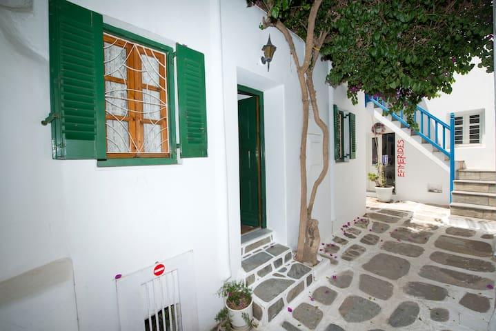Mykonos Town Center Apartment