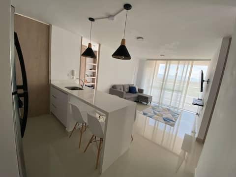 Exclusivo apartamento condominio Peñazul