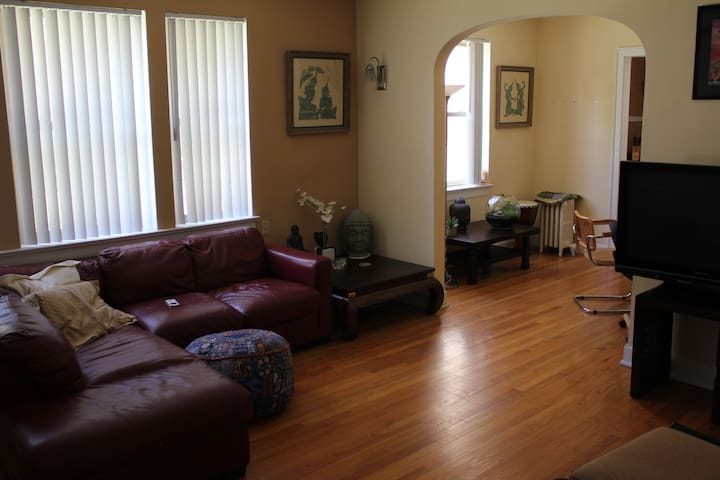 Cozy, One Bdrm Apt, in the Heart of Highland Park. - Highland Park - Lakás