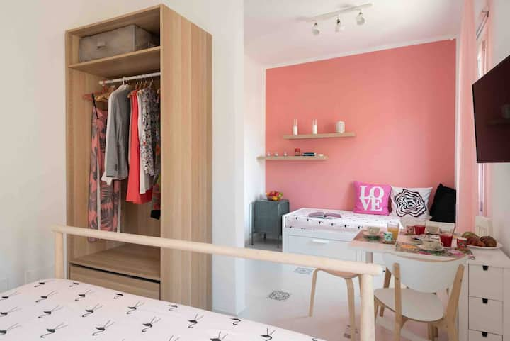 Altré Guest House - Junior Suite Flamingo