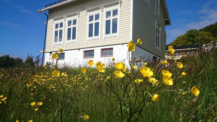 Sommarhuset på Sandsøya, Sunnmøre