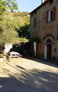 maison de village dans une petit hameau - Borgo