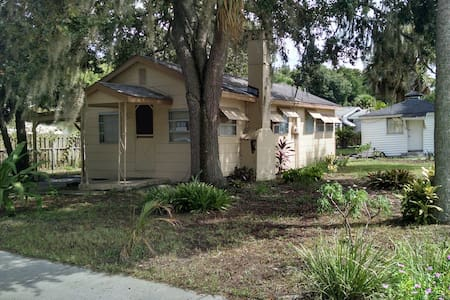 Bungalow in Titusville. Close to the Indian River. - Titusville - Ev