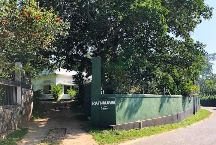 Kathaluwa villa - Business standard