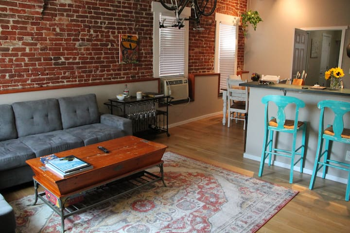 Charming Updated Rowhouse in Lohi