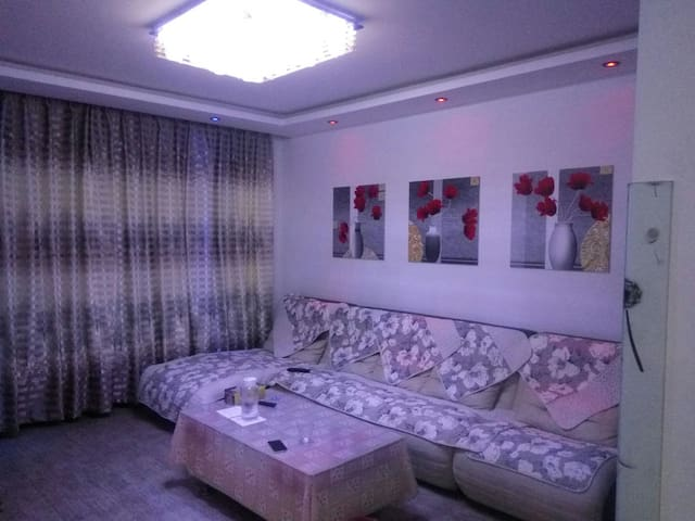 鲅鱼圈鞍钢公寓一生缘家庭公寓(山海广场店2) - Yingkou Shi - Lägenhet