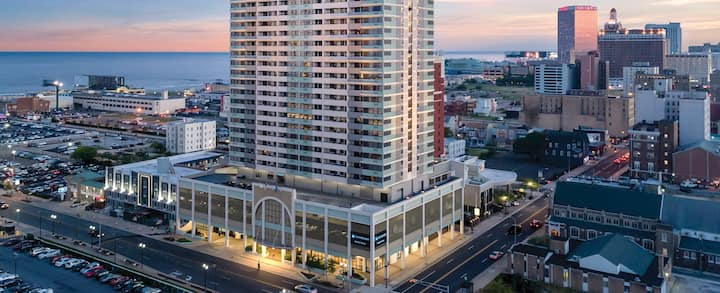 Atlantic City Skyline Towers 1 Bedroom Condo