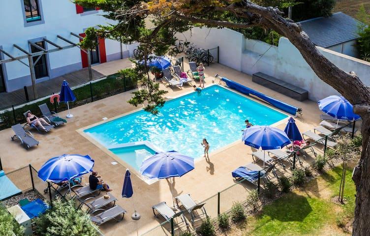 Prestige apartment De La Plage - 8339