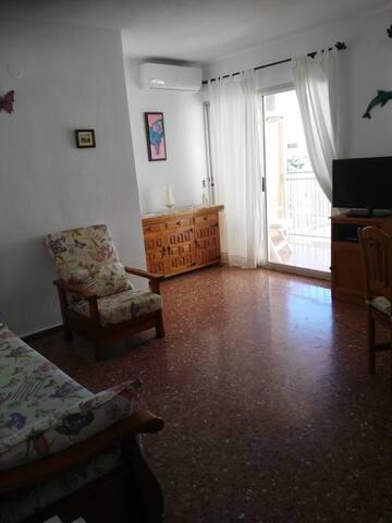 Apartamento en Calpe vistamar