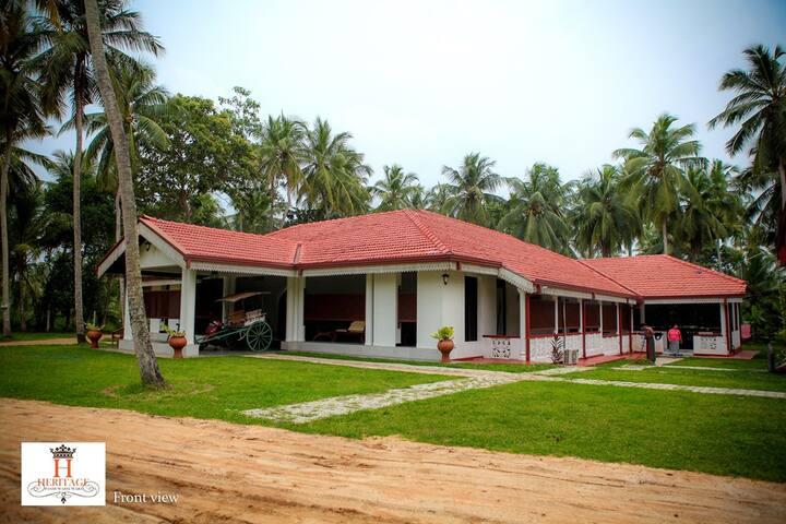 Heritage Panduwasnuwara Hotel