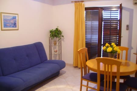 Apartment-A4, Spacious 2 bedroom apt. - Drašnice