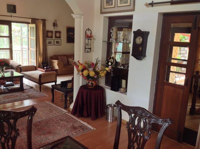 God's Own Cottage - Kumaon Hills - Sukha - Μπανγκαλόου