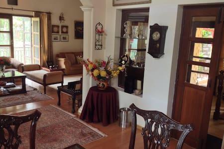 God's Own Cottage - Kumaon Hills - Sukha - Bungalow
