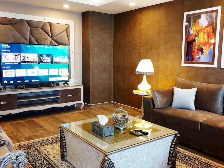 ROYAL APARTMENTS CENTAURUS 3Bedrooms Luxury 301A