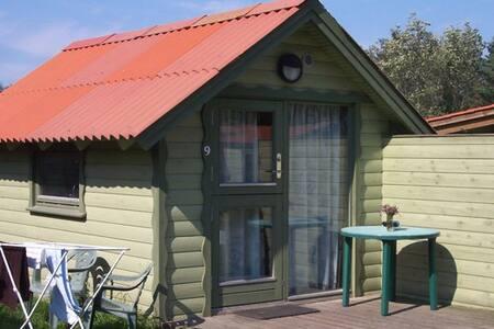Lille, billig hytte til 2 personer, incl. forbrug - Hanstholm