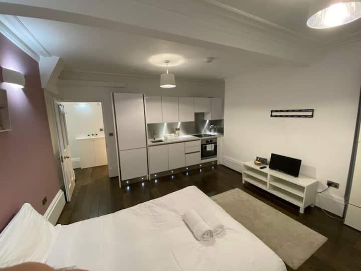 Lux Contractor studio Apartment