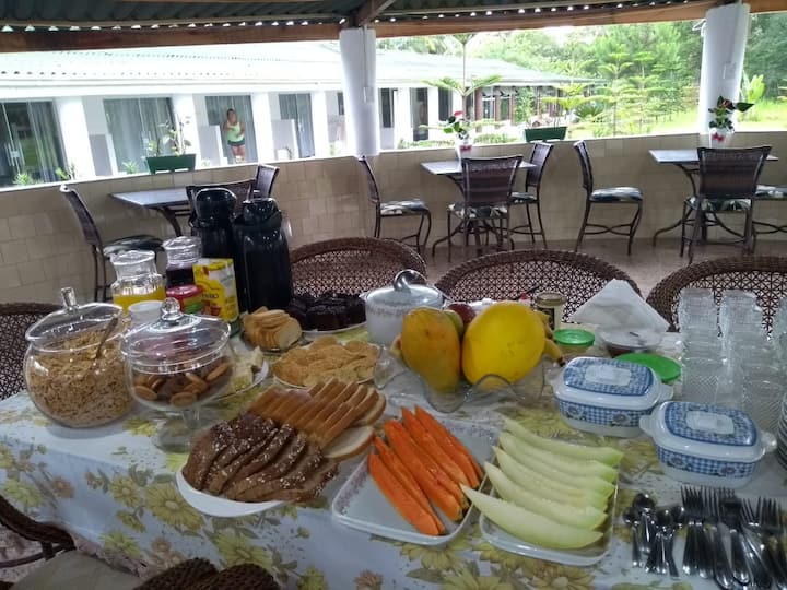 são chico hotel farm  and garden residence
