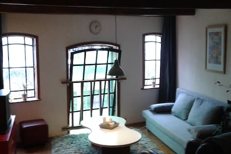 Cosy studio (up to 4 p.) in Groningen city centre