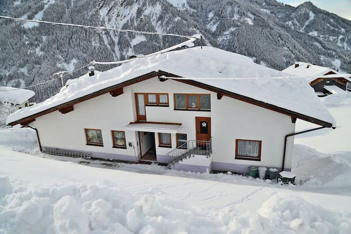 Exquisite Apartment in Kaunerberg Tyrol in the Mountains