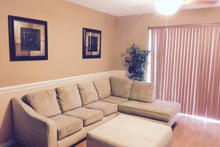 2BD/2BA Townhouse close to sawgrass - Tamarac
