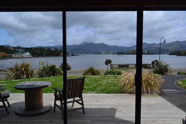 The Outlook, Private Studio, Otago Peninsula - Dunedin