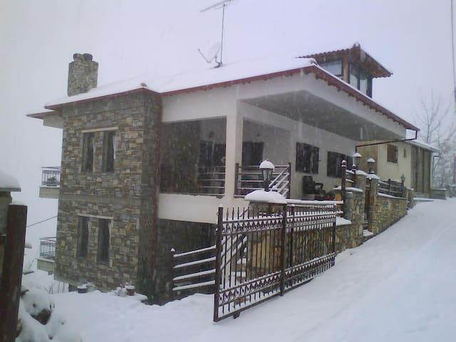 Δωμάτια στον Όλυμπο - Kokkinopilos - Stadswoning