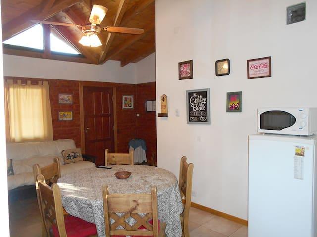 Chalet Villa General Belgrano - Villa General Belgrano - Alpehytte