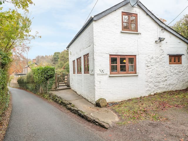 HAPPY COW, pet friendly, with open fire in Symonds Yat, Ref 981620