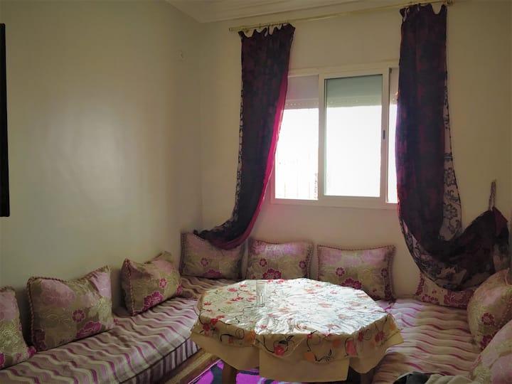 appartement 2 chambre /wifi gratuite
