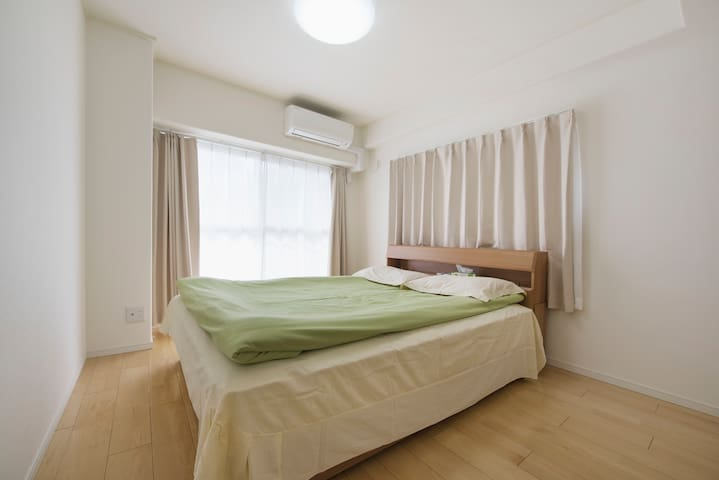 Newly Renovated!!! 3 BR apartment near Ikebukuro - Toshima - Wohnung