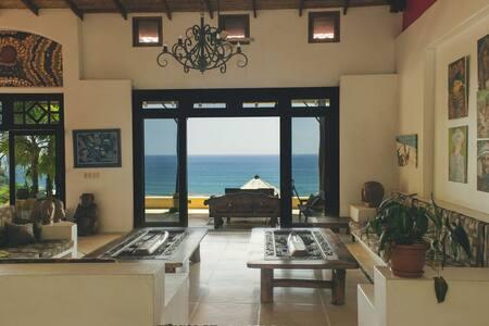 Dominical Estate Ocean View Studio Apartment