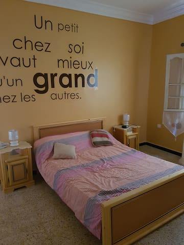 Maison agréable ghazaouet tlemcen - Ghazaouet - Huis