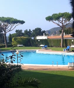 Lovely 3 bed apartment in Calella de Palafrugell - Calella de Palafrugell - 公寓